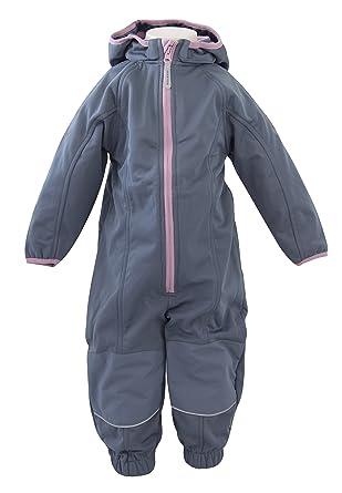 47a87a2aac37 Mikk-Line Baby Boys Snowsuit - Multicoloured - 12-18 Months  Amazon ...