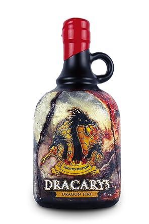 Dracarys Edición Limitada- Serie 1- Botellas Numeradas ...