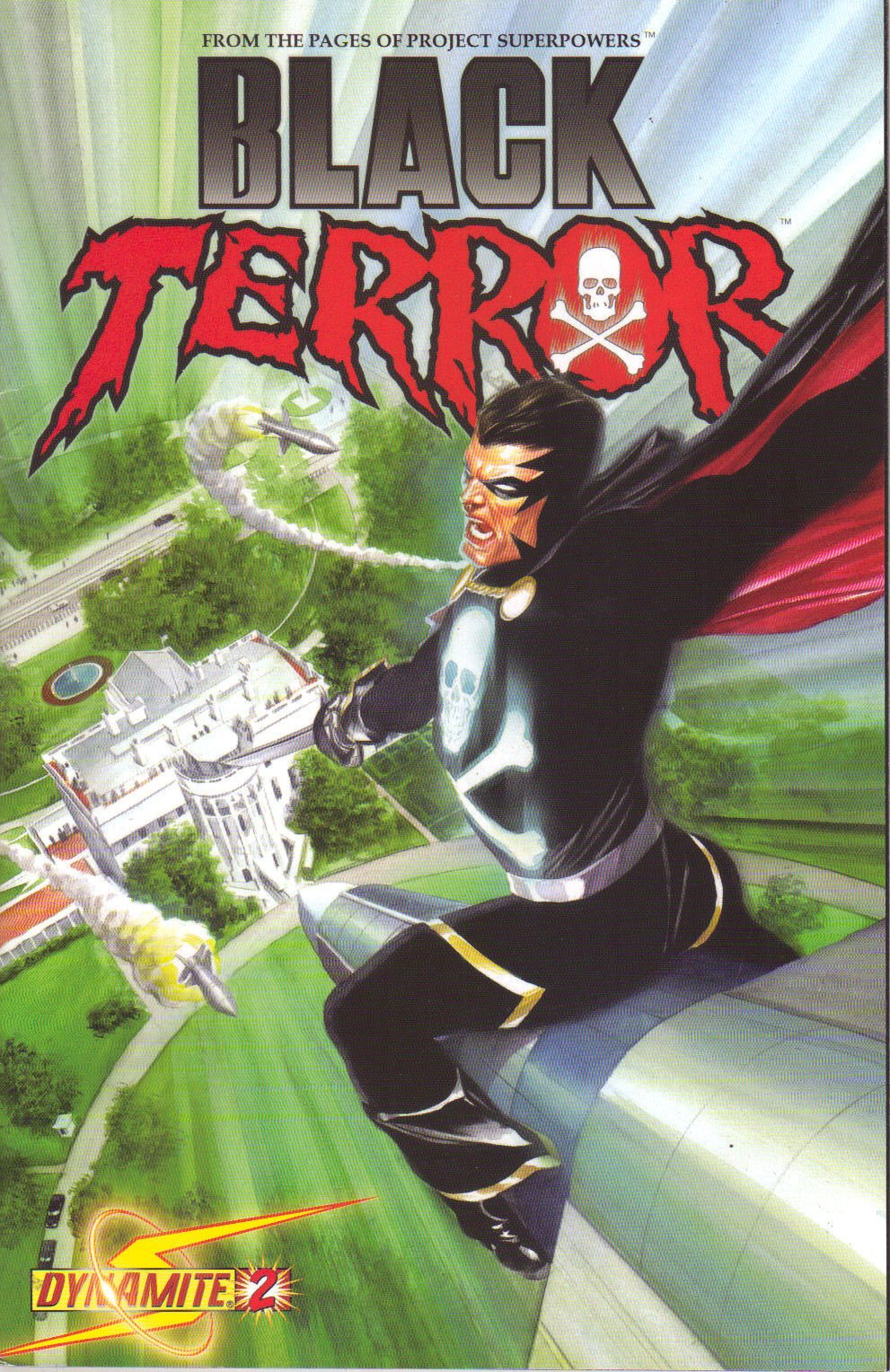Read Online Black Terror #2 pdf