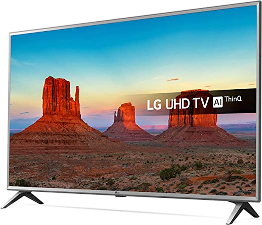 LG Electronics 75uk6500pla 75 Pulgadas uhd 4k HDR Smart TV led con TDT Play: Amazon.es: Electrónica