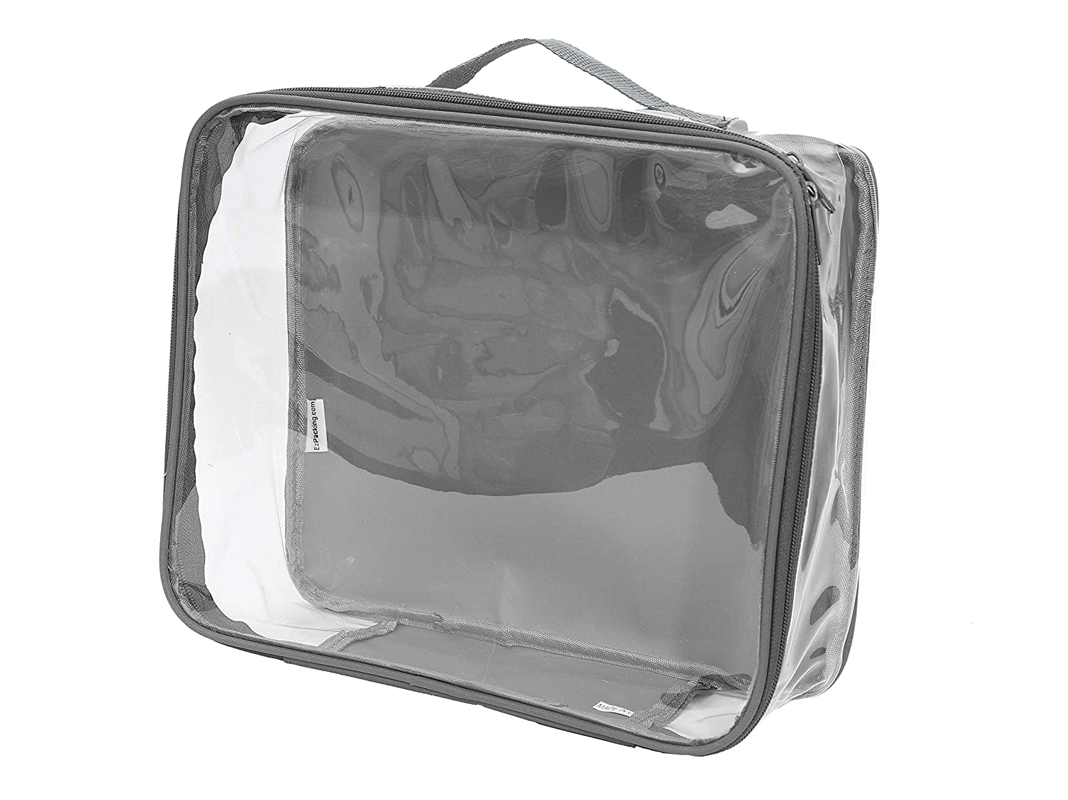 Clear Stadium Approved Tote Bag//Perfect for Concerts Game Day and Storage Cube
