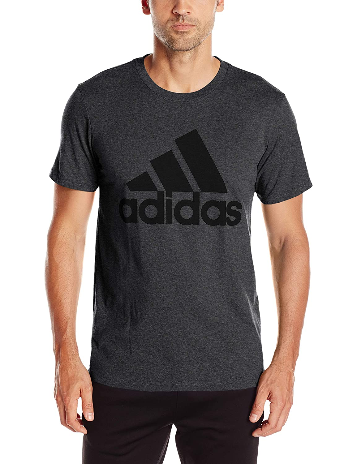 adidas Men's Badge of Sport Graphic Tee adidas Inline Apparel Child Code (Sports Apparel F16AXGM130