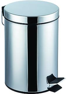 Zweimer Duo Müllbehälter mit Deckel Kunststoff Mülleimer für die ...