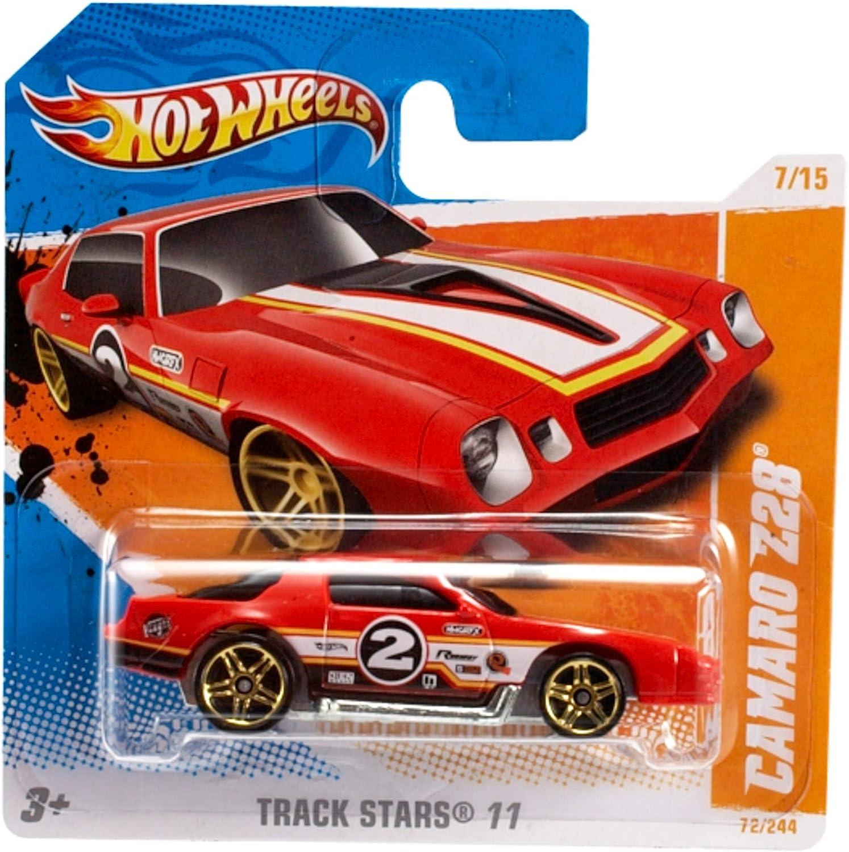 Hot Wheels (Mattel 5785) - Coches básicos pequeños, colores surtidos, 1 unidad: Amazon.es: Juguetes y juegos