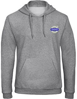 VOLVO TURBO R SPORT HOODIE HOODED SWEATER ALL SIZES