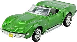 Chevrolet Corvette C2 Cabrio 1967 gelb Modellauto NewRay 1:43