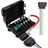 amazon.com: apdty 035792 fuse box assembly battery mounted with new fuses &  fusible fuse links fits 1998-2003 vw beetle (2003 models up to vin  1c3440500) 1999-2001 vw jetta (2003 models up to vin 9m1081200): automotive  amazon.com