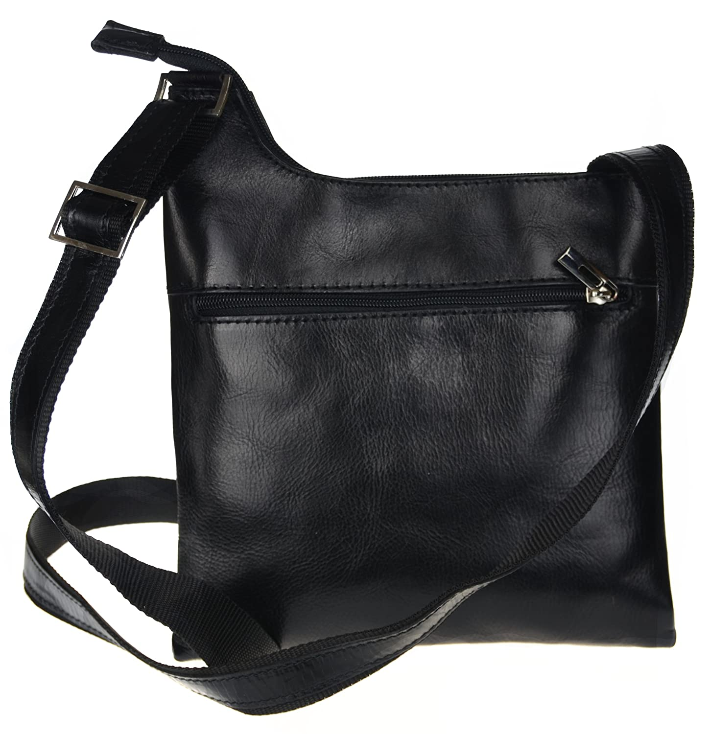 Bags4Less Messenger Bag BLACK