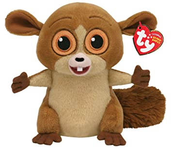 Ty Beanie Baby Mort Madagascar - Peluche