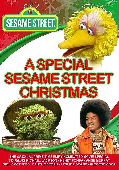Amazon.com: Special Sesame Street Christmas: Special Sesame Street ...
