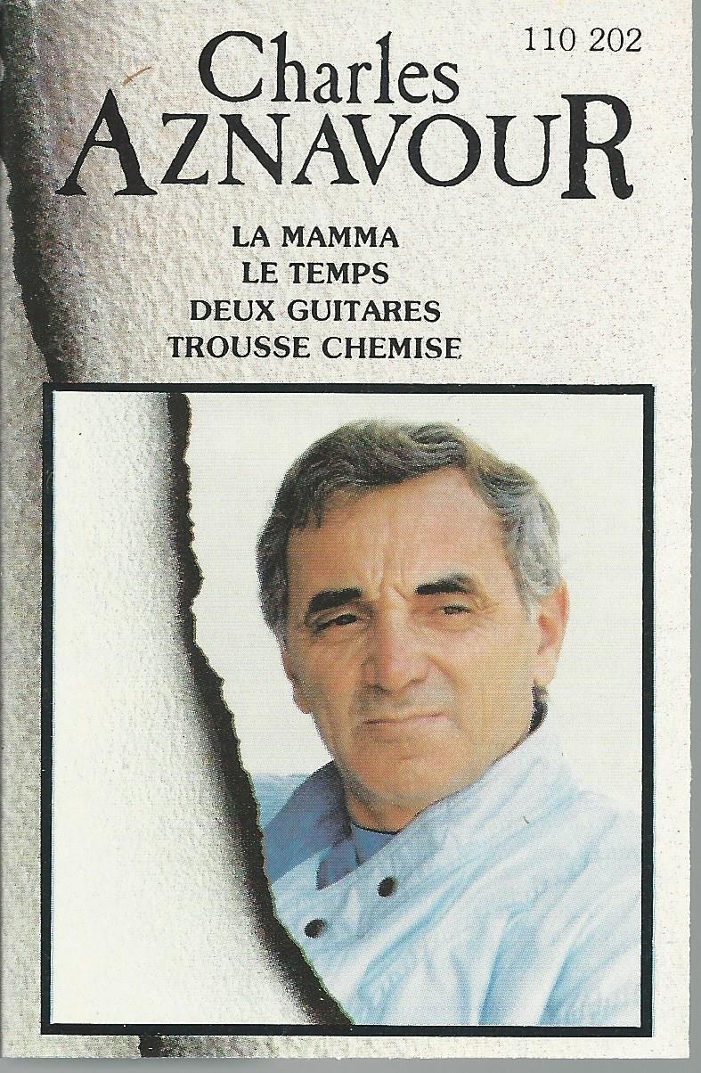 Charles Aznavour - Charles Aznavour: La Mamma Le Temps Deux ...
