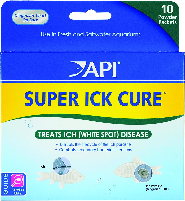 API SUPER ICK CURE Fish remedy, Quickly treats