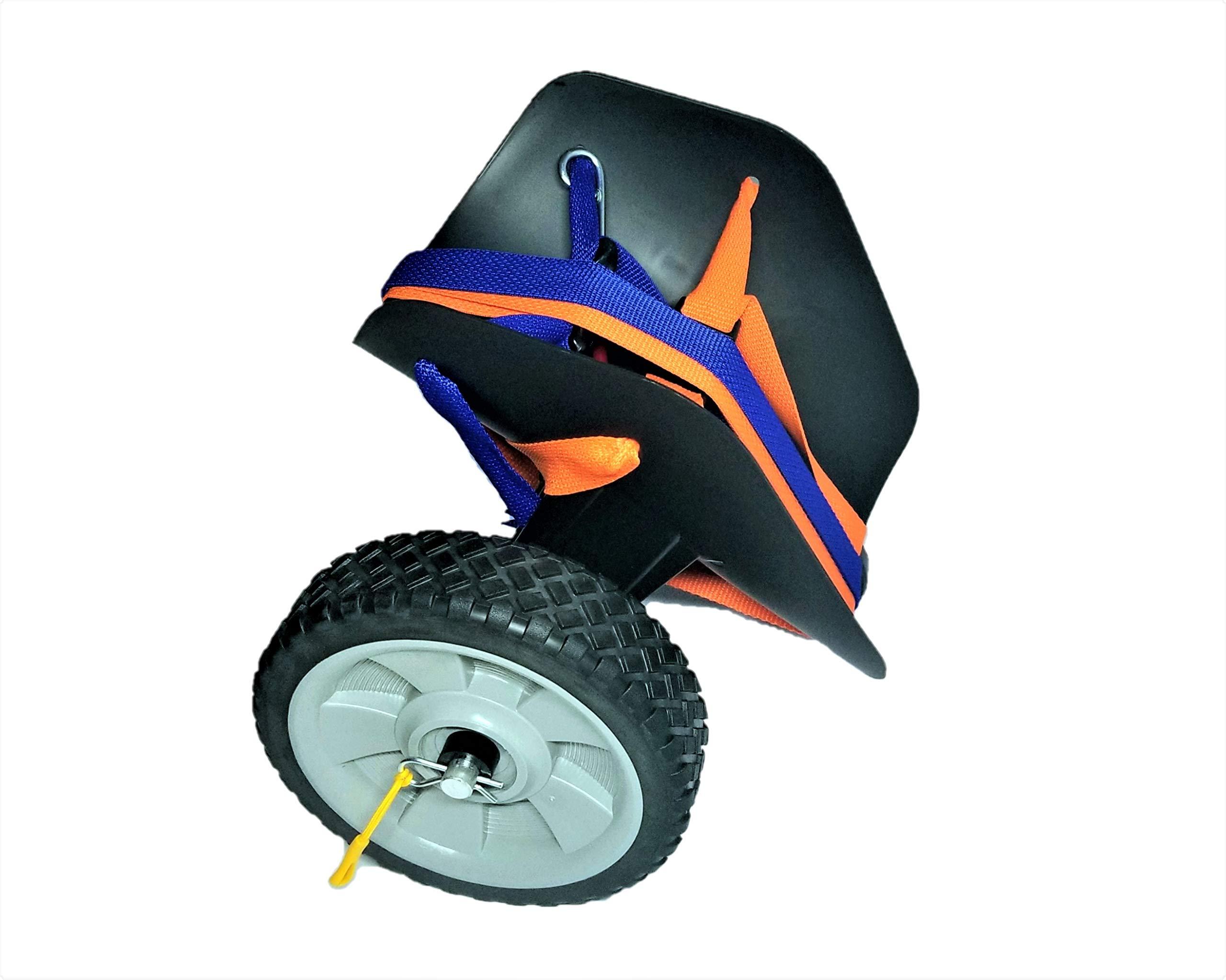 KAYAK CART 7-Kayak cart or dolly to transport kayak with wheels by THEKAYAKCART