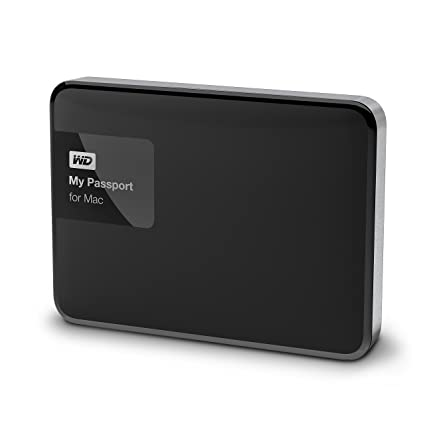 wd my passport for mac review usb 3.0