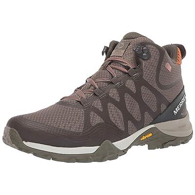 Merrell Women's Siren 3 Mid Waterproof Hiking Shoe   Hiking Shoes