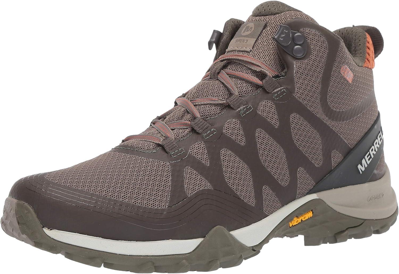 Merrell Women s Siren 3 Mid Waterproof Hiking Shoe