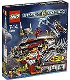 LEGO Space Police 5980 L'atelier de Face-De-Calmar