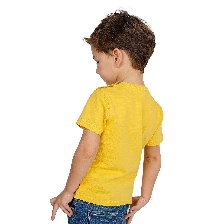 Charanga / camipanda/ Camiseta de Manga Larga para Beb/és