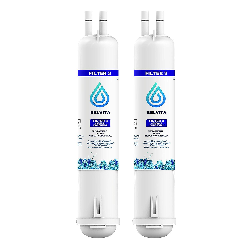 Filtro de agua para refrigerador compatible con Kenmore 9083,9030 ...