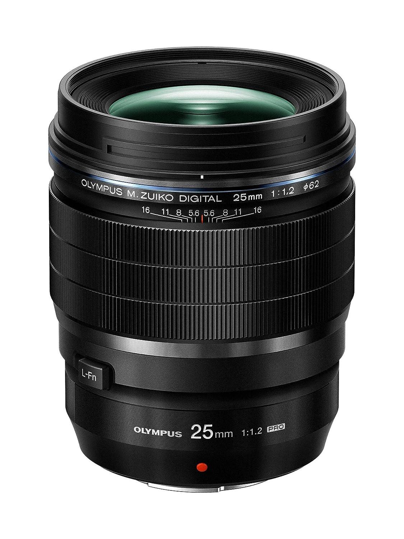 Olympus M.Zuiko Digital ED 25mm f1.2 PRO Lens V311080BU000