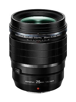 Olympus M. Zuiko Digital ED 25 mm F1.2 Lente de Pro, Negro: OLYMPUS: Amazon.es: Electrónica