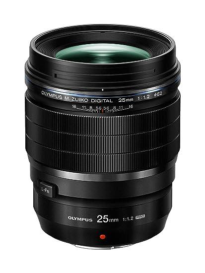Olympus M Zuiko Digital Ed Mm F  Pro Lens Black