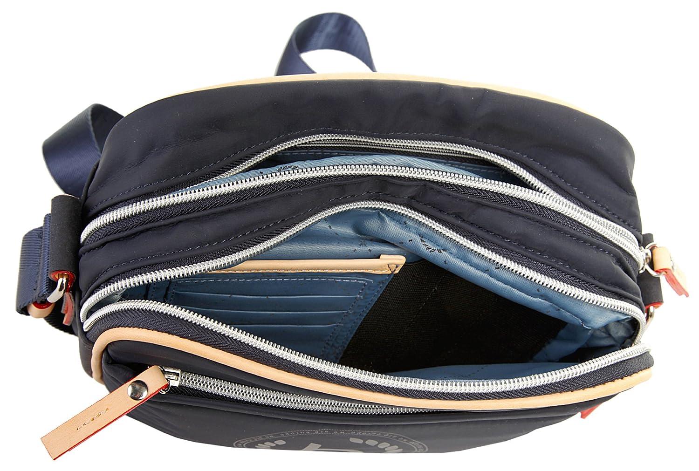 fc205b789c0e8 Bugatti Umhängetasche LIDO blau Nylon Damen - 019208 Online-Shopping  Online-Verkauf Spielraum Billigsten