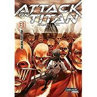 Attack on Titan 31: Atemberaubende Fantasy-Action im Kampf gegen grauenhafte Titanen