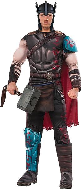 Thor Disfraz Gladiador 3 Ragnarokadulto: Amazon.es: Juguetes y juegos