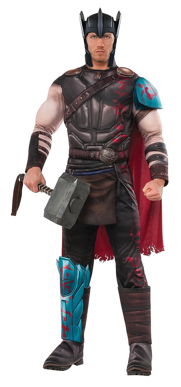 Men's Ragnarok Deluxe Gladiator Thor Costume