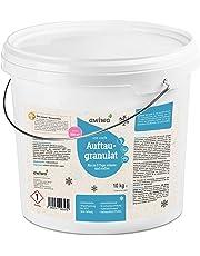 awiwa Auftaugranulat als Streusalz Ersatz im Winter - 10 kg - Dank Streugut bis zu 3 Tage Schnee- und Eisfreie Wege - Wirkt bis zu -50°C