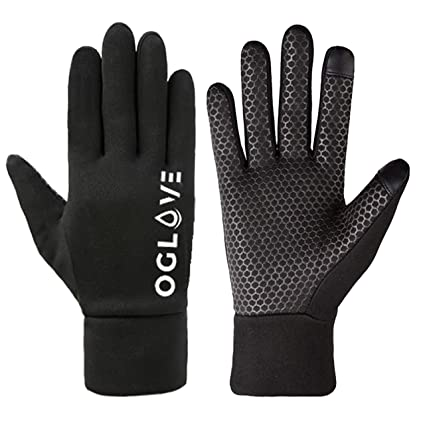 best selling on feet at high quality OGLOVE Waterproof Thermal Sports Gloves, Touchscreen Sensitive Field Gloves  for Football, Rugby, Running, Mountain Biking, Cycling and More