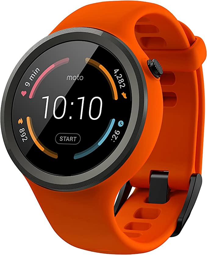 Motorola Moto 360 2nd Gen Sport: Amazon.es: Electrónica