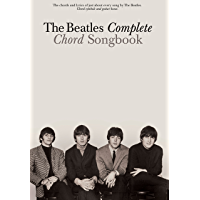The Beatles Complete Chord Songbook book cover