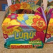 Amazon.com: 12 cajas de fiesta o para regalo con estampado ...