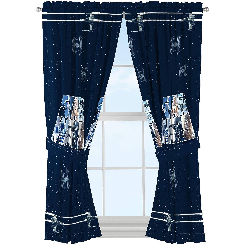 Star Wars Curtain Rods Oh Decor Curtain