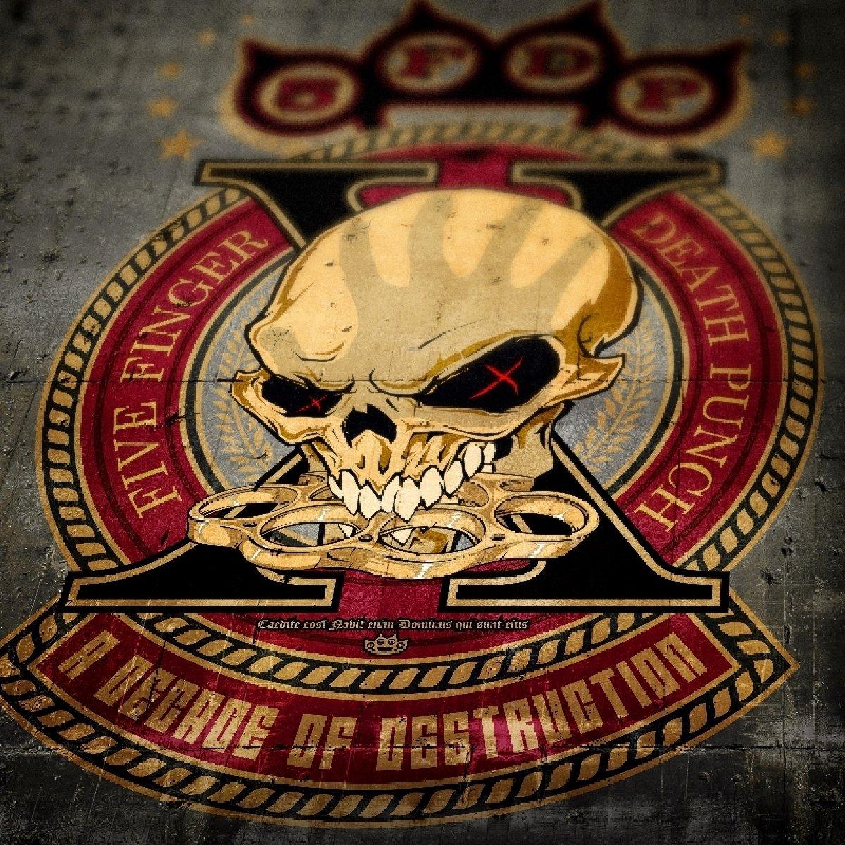 five finger death punch a decade of destruction free download