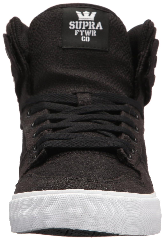 Supra 8 Vaider Skate Shoe B074KH6M1K 8 Supra M US|Black/Black White 4cd6f9