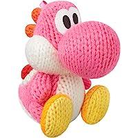 Amiibo Pink Yarn, Yoshi's Wolly World Series - Wii U Standard Edition