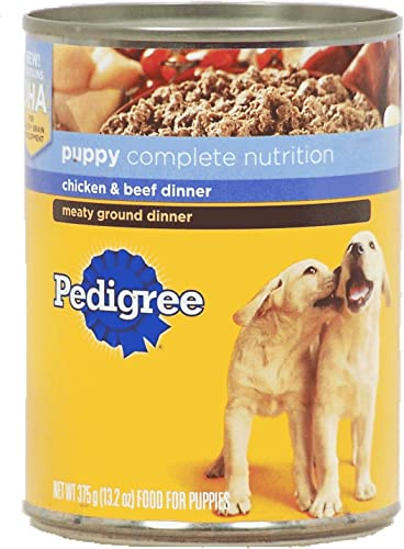 Pedigree Brand Canned Dog Food