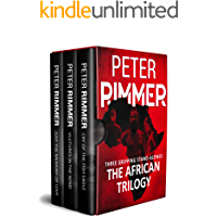 The African Trilogy Box Set (3 Standalones) Gripping African Historical Fiction