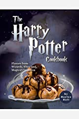 The Harry Potter Cookbook: Flavors from Wizards, Elves and Magical Creatures Kindle Edition