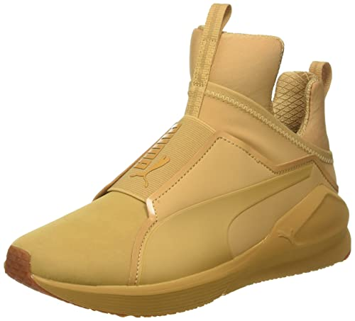 Puma Fierce NBK Naturals Scarpe Sportive Indoor Donna Beige Taffy