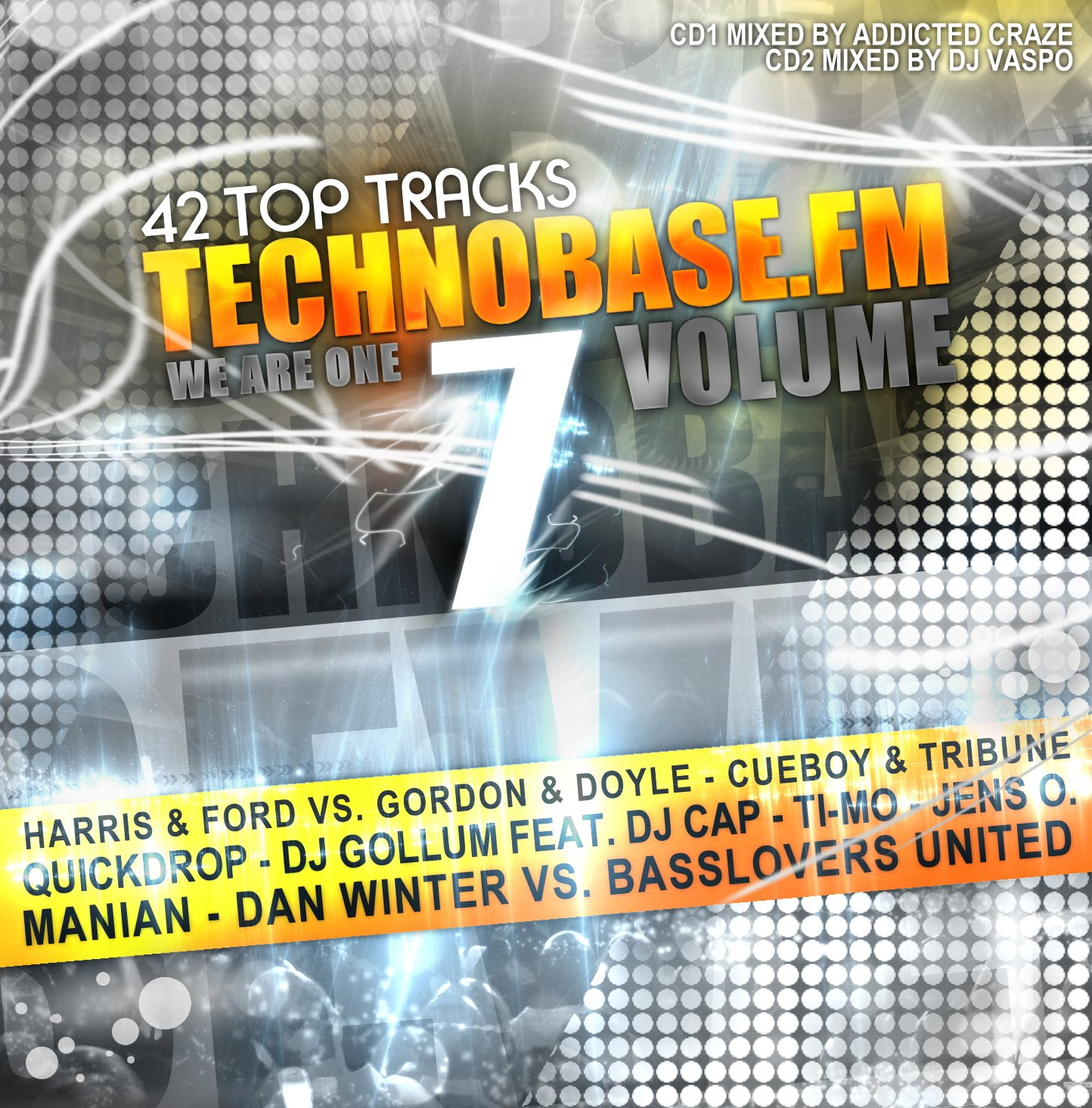 Various Artists - TechnoBase.FM Vol. 7 [CDs ► mixed]