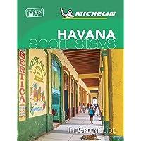 Michelin Green Guide Short Stays Havana, 1e