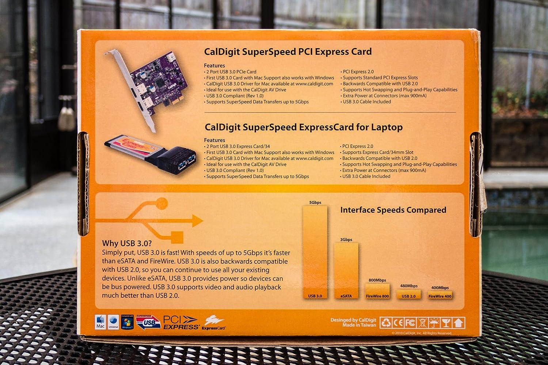 CALDIGIT USB3 EXPRESSCARD WINDOWS 8.1 DRIVER DOWNLOAD