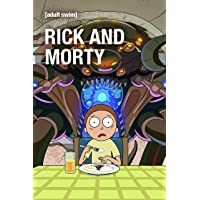Rick and Morty: The Complete Fifth Season (Blu-ray)