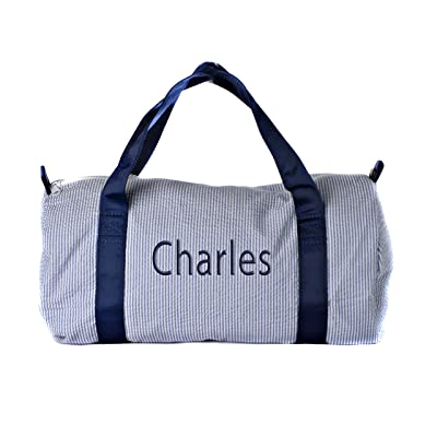 Personalized Oh Mint traveling and sports duffel bag embroidered with your  name from our variety of a86bc61be559d