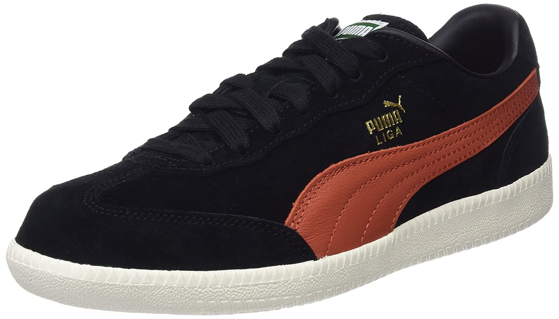 2bc60e0193dc80 Puma Unisex Adults  Liga Suede Shoes  Amazon.co.uk  Shoes   Bags