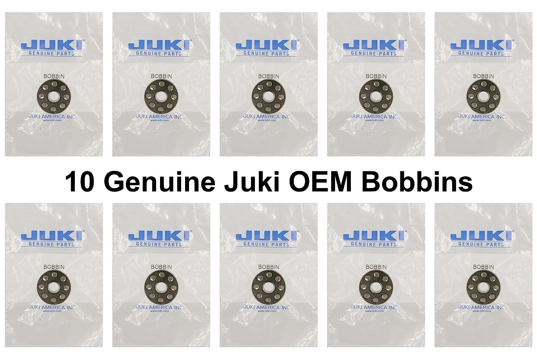 Juki Ddl-5550 Ddl-8300 Ddl-8700 Ddl-9000 Original Bobbins - 10 Pack #229-32909